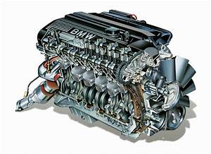 2002 Bmw 5-series Inline-6 Engine   Pic    Image