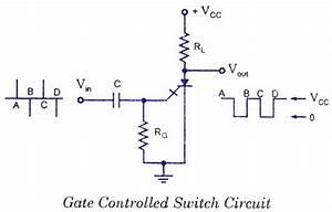 Gcs-gate Controlled Switch