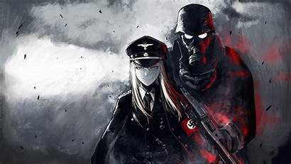 Nazi War Artwork Hetza Ii Anime Wallpapers