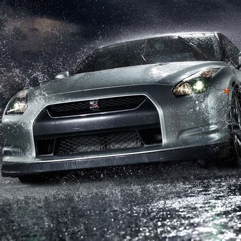 Nissan Gtr Ipad Wallpaper, Background And Theme