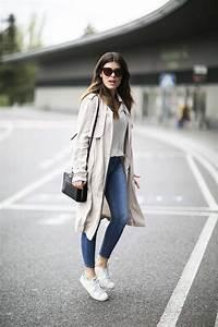 Sneakers blancas la moda en zapatillas para mujer