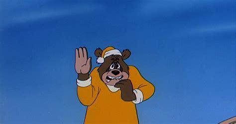 Goodbye, Waves Barney Bear