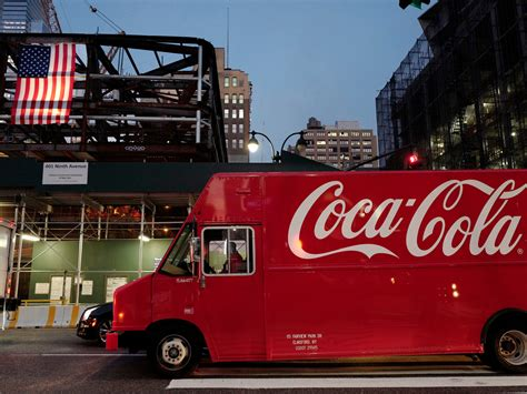 Cocacola's New Ceo Needs To Think Bigger  Business Insider