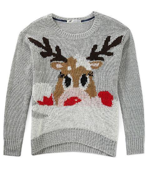 Šta obući ove nedelje: Džemperi sa novogodišnjim motivima ...