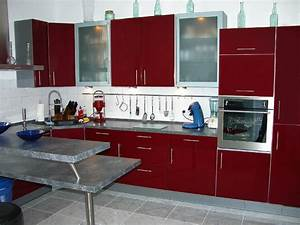101 modern custom luxury kitchen designs photo gallery With grey and red kitchen designs