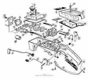 Poulan 306a Gas Chain Saw Parts Diagram For Carburetor