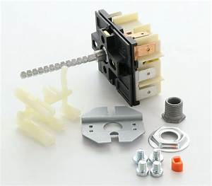 General Electric Ge Burner Switch Kit Range Oven Stove Cooktop Parts Wb21x5243