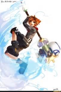 Kingdom Hearts Has Developed Quite The Fan Art Following