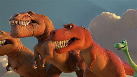 wallpaper  good dinosaur dinosaurs tyrannosaurus pixar movies