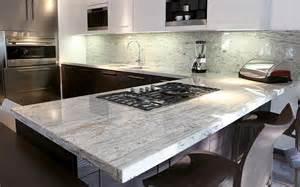 Piano Cucina In Marmo Di Carrara: Cucina laccata in acciaio e ...