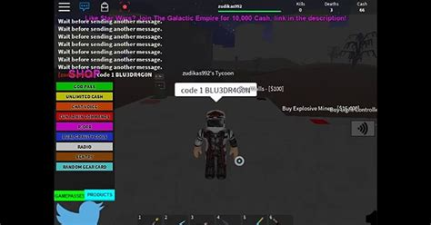 codes  zombie survival tycoon roblox