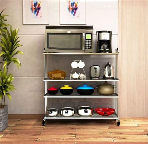 tier kitchen houseware organizer bar shelving unit