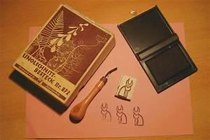 Stempel Selbst Herstellen : stempel selbst gemacht unterwegs ~ Buech-reservation.com Haus und Dekorationen