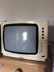Ferguson Tx Vintage Portable Colour Tv 1980s  14 U0026quot  Great