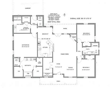 House Plans With Big Bedrooms by New 3 Bedroom 2 5 Bath House Plans New Home Plans Design