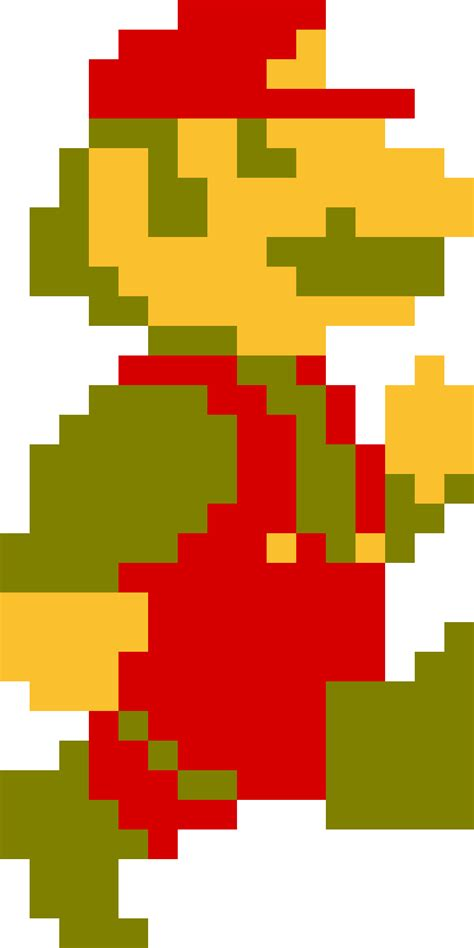Pixilart Super Mario Bros 16 Bit And 8 Bit By Mariotuber1