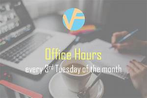 Venturefriends, Office, Hours, Meet, The, Vf, Team, Every, 3rd, Tuesday, Of, A, Month