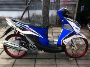 Modifikasi Mio Soul Ala Moto Gp by Contoh Modifikasi Mio Soul Mx Ala Ala Thailook