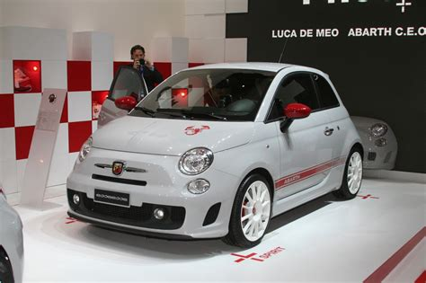 Fiat Abarth Parts by Fiat 500 Abarth Esseesse Image 2