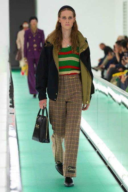 gucci spring summer runway fashion rogue
