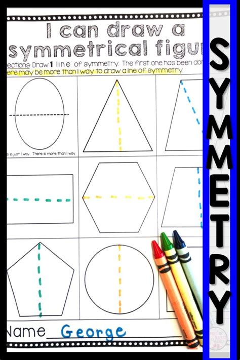 symmetry  symmetry activities symmetry math