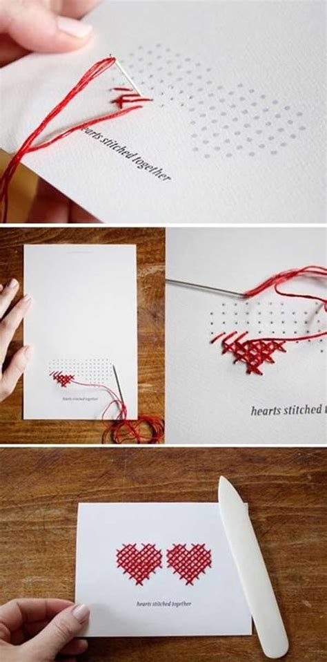 easy diy valentines day gift  card ideas amazing