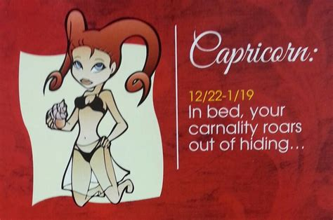 Capricorn In Bed by Capricorn In Bed Capricorn Me
