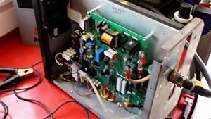 Hypertherm Powermax 600 Plasma Cutter Repair And Tune Up