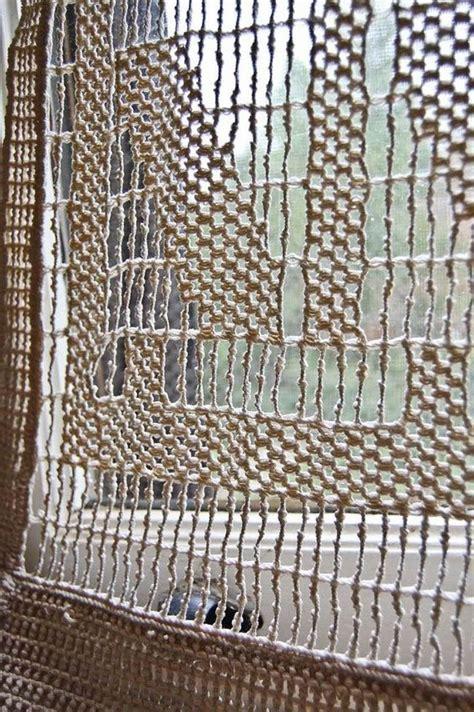 Kitchen Bay Window Curtain Ideas - macrame curtains hard but worthy decor around the world