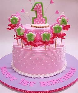 Happy 1st Birthday Cake Atletischsport