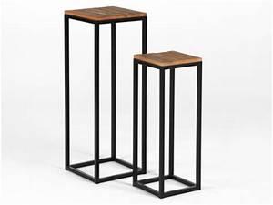 Table D Appoint Haute : table d 39 appoint yolanda ~ Nature-et-papiers.com Idées de Décoration