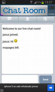 Bisexual chat rooms for free
