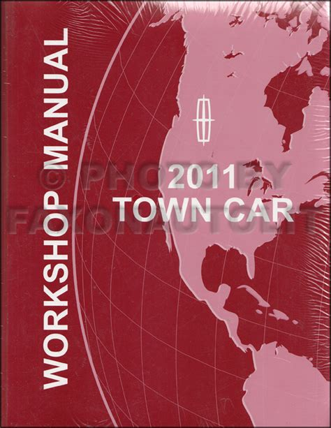 1998 lincoln town car original repair shop manual 2 volume set 98 workshop oem ebay 2011 lincoln town car repair shop manual original