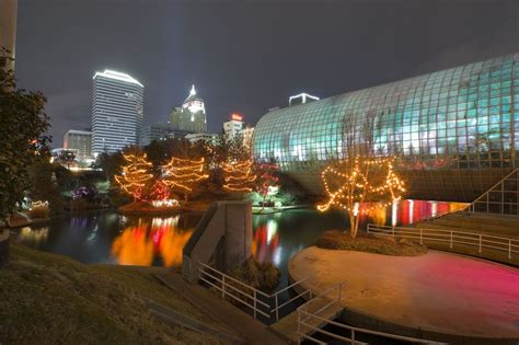 best oklahoma city christmas lights