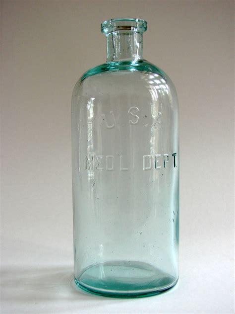 civil war medicine bottle tin  jar collection