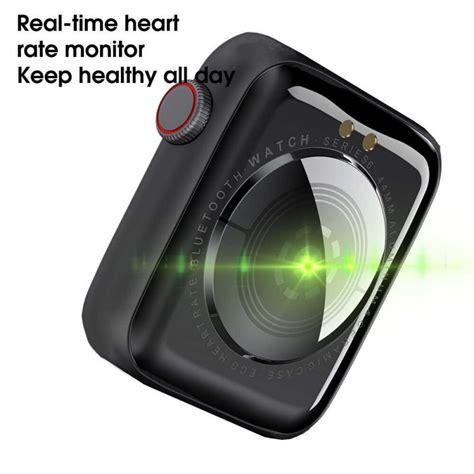 smartwatch   lite version avec capteur cardiaque