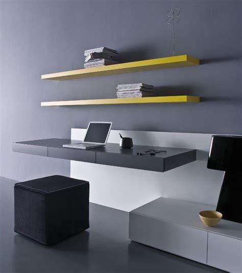 minimalist working desks  pianca digsdigs