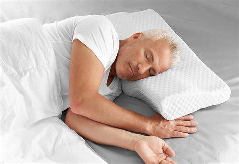 Advanced Anti-snore Pillow @ Sharper Image
