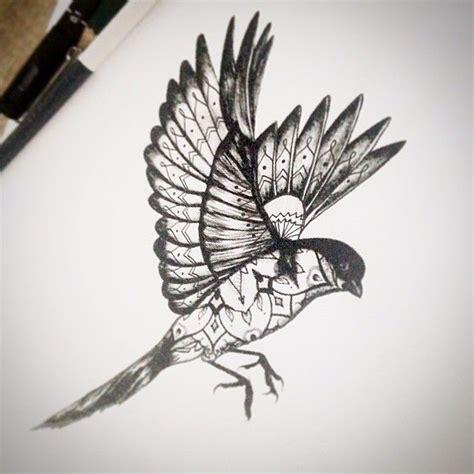 mandala bird szukaj  google projects   sake