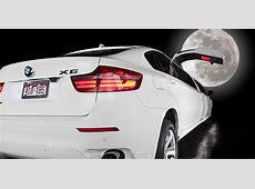 Denver Limo Service Sunset Limo Sunset's White BMW X6 Limo