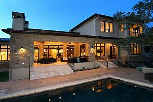 Open, House, Design, Diverse, Luxury, Touches, With, Open, Floor