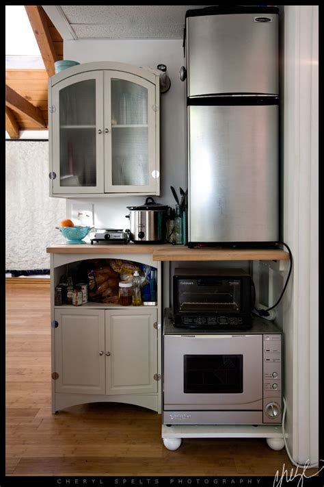 Diy Tiny Kitchen In A Studio  Tiny House Pins
