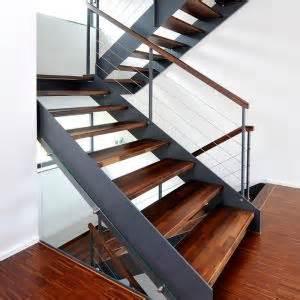 stahl treppen kombination holz stahl treppen treppenbau holztreppen metalltreppen steintreppen