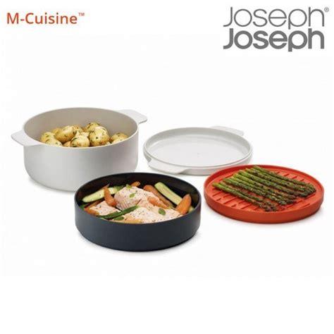vapeur cuisine cuit vapeur micro ondes m cuisine joseph joseph