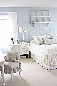 Shabby chic bedroom decor bukit