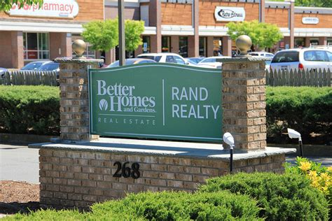 better homes and gardens rand realty completes renovations