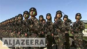 China marks army's 90th anniversary in huge military ...
