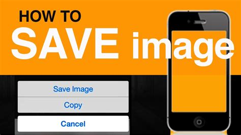 how to save photos on iphone how to save image pictures photos safari in