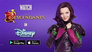 Get Descendants on iTunes and Google Play - YouTube