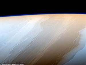 Cassini sends back poignant image of Saturn's north pole ...